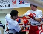 Прошли в Краснодаре отборочные спарринги на предстоящее шоу профессионального бокса