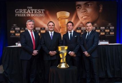 Названа дата финала Всемирной боксерской суперсерии