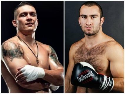 Усик о желании Федерации бокса РФ провести бой в России: «Мне без разницы, где выигрывать»