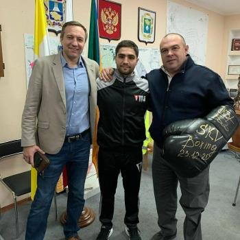 Глава города Невинномысск Михаил Миненков поддержал Сергея Маргаряна.