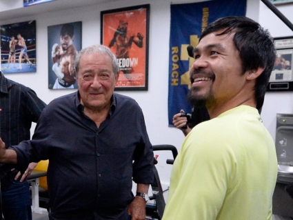 Пакьяо потерял интерес к боксу — Боб Арум