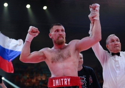 Дмитрий Кудряшов готовится к следующему бою под руководством Андрея Ивичука