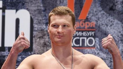 Александр Поветкин возглавил рейтинг IBO