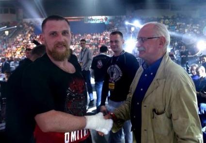 Поддержать Кудряшова в ростовском бою приедет Никита Михалков