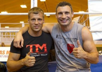 Виталий Кличко: «Бриедис был одним из самых сложных спарринг-партнеров в моем лагере»