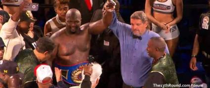 Джеймс Тони завоевал титул чемпиона мира WBF в возрасте 48 лет