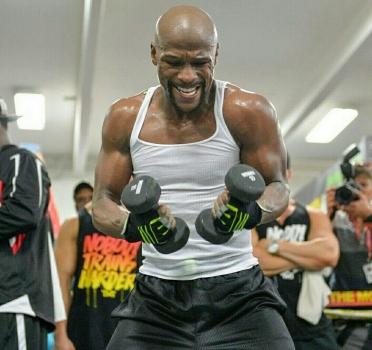 "Флойд Мейвезер: ""Сейчас я тренируюсь не для бокса, а для себя"""