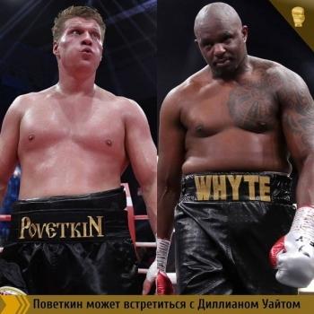 Инсайдер обнародовал дату боя между Уайтом и Поветкиным