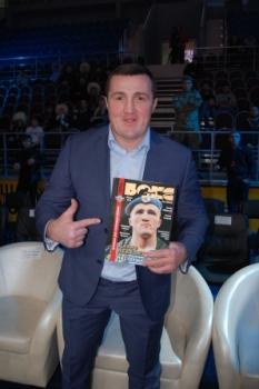Лебедев хочет бой с победителем Суперсерии: Немного себя запустил, вешу 105 кг