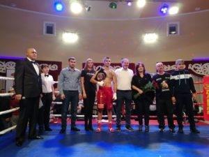 Боксер Георгий Тиджиев нокаутировал чемпиона Украины на турнире «Сила гор»