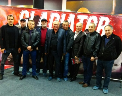 9 ноября состоялась ежегодная отчетная конференция Федерации профессионального бокса Южного и Северо-Кавказского округов России