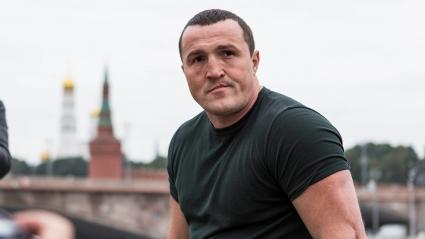 Денис Лебедев о возвращении на ринг
