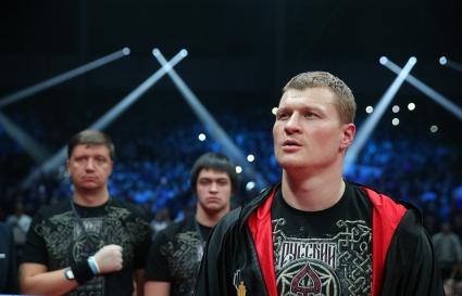 Победитель боя Поветкин – Хаммер станет претендентом на титул чемпиона мира WBO
