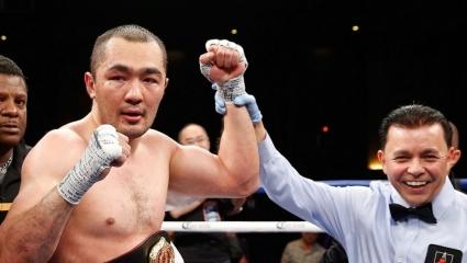 Бейбут Шуменов — «обычный» чемпион мира по версии WBA