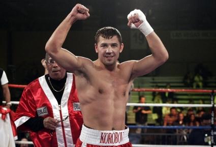 Матвей Коробов: Все чемпионы меня боятся!