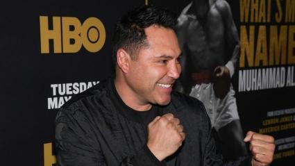"""Оскар Де Ла Хойя заявил, что может вернуться на ринг: """"Я готов сразиться с любым из лучших бойцов"""""""
