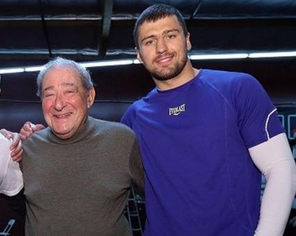 Боб Арум готов организовать Гвоздику чемпионский бой, если украинец решит вернуться